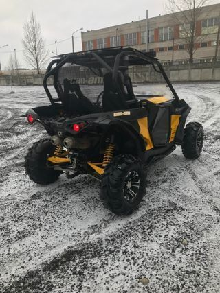 Can-Am Maverick v2 75kW