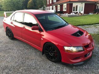 Mitsubishi Lancer Evolution VIII MR FQ340 Ralliart Nr.111 2.0 R4 254kW