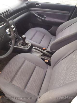 Audi A4 1.8 R4 92kW
