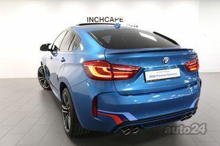 BMW X6 4.4 423kW