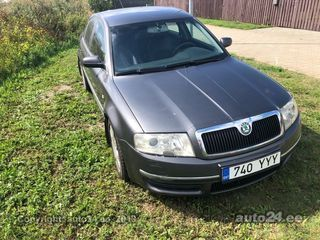 Skoda Superb 2.8 142kW