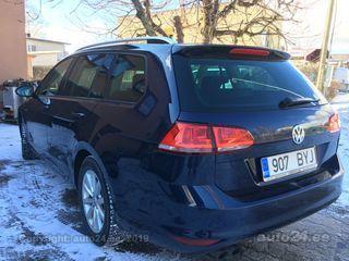 Volkswagen Golf 2.0 TDI 4 MOTION EURO6 110kW