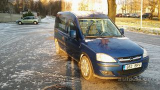 Opel Combo CNG 1.6 CNG 71kW