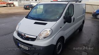 Opel Vivaro L2H1 2.0 84kW
