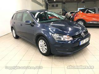 Volkswagen Golf Variant Comfortline 1.6 77kW