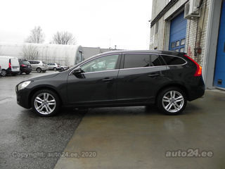 Volvo V60 Summum CITY SAFETY 1.6 84kW