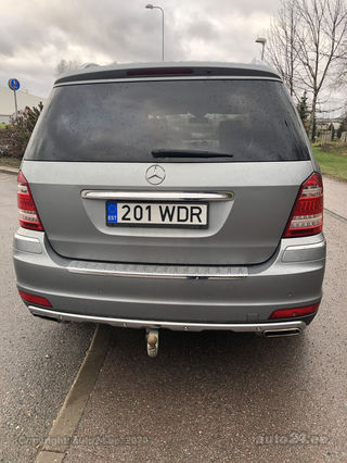 Mercedes-Benz GL 450 CDi 4Matic 4.0 V8 225kW