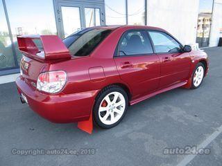 Subaru Impreza WRX 2.5 169kW