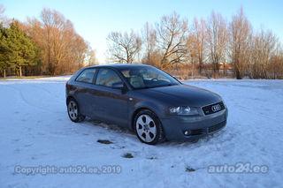 Audi A3 3.2 VR6 184kW