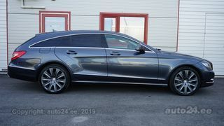 Mercedes-Benz CLS 350 SHOOTING BRAKE 4MATIC 3.0 CDI 195kW