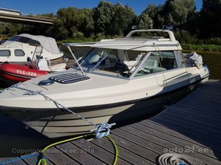 Seastar 650 Family 90 Hp Mercury 67kW
