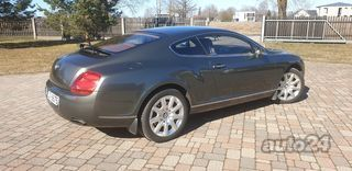 Bentley Continental GT 6.0
