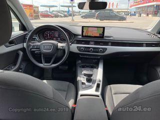 Audi A4 Avant 2.0 110kW