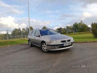 Peugeot 406 2.0 66kW