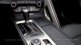 Chevrolet Corvette Z51 Performance Package LT3 455hp 6.2 V8 343kW