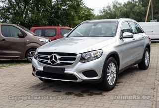 Mercedes-Benz GLC 220 D 4MATIC 2.2 Bluetec 125kW
