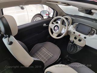Fiat 500C Lounge 5MT Cabrio 1.2 51kW