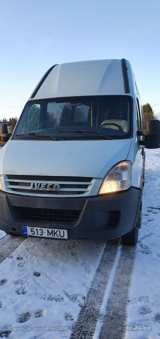 Iveco Daily 3.0 107kW