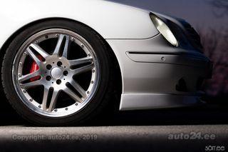 Mercedes-Benz CL 500 Brabus 5.0 225kW
