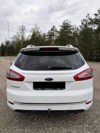 Ford Mondeo Combi TDCi Powershift 140hp 2.0 103kW