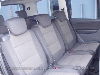 Volkswagen Sharan Comfortline 2.0 TDi 103kW
