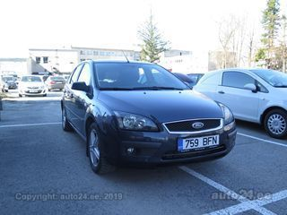Ford Focus TDCi 1.8 85kW