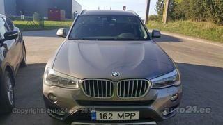 BMW X3 XDRIVE 30D 3.0 TDI 190kW