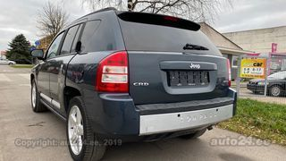 Jeep Compass LIMITED AWD 2.0 CRD 103kW