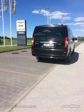 Mercedes-Benz Viano Extra long 3.0 V6 165kW