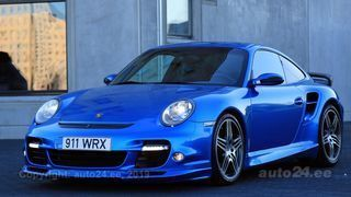 Porsche 911 Turbo Techart 6-speed 3.6 353kW