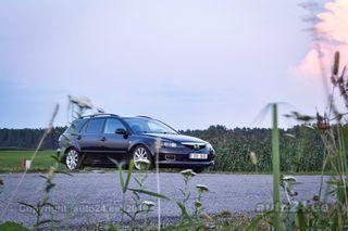 Mazda 6 Facelift GT 2.3 R4 122kW