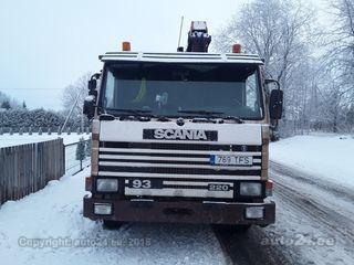Scania P94 9.0 207kW