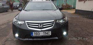 Honda Accord 2.2 D-TEC 110kW