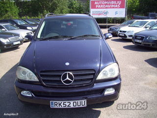 Mercedes-Benz ML 270 2.7 132kW