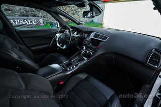 DS DS 5 BlueHDI 180 So Chic 2.0 R4 132kW