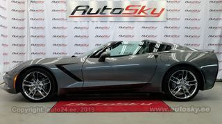 Chevrolet Corvette Z51 Performance Package LT3 455hp 6.2 V8 343kW