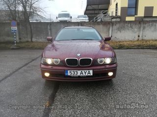 BMW 530 Facelift Exclusive 2.9 M57 142kW