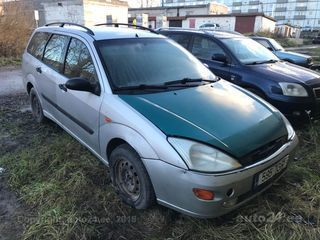 Ford Focus Turnier 2.0 96kW