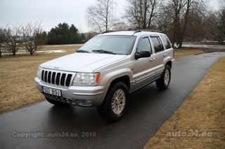 Jeep Grand Cherokee FACELIFT 2.7 120kW