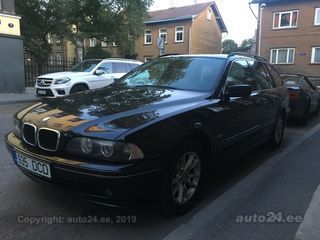 BMW 525 Exclusive 2.5 R6 120kW