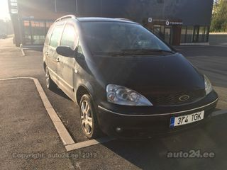 Ford Galaxy Chia 1.9 85kW