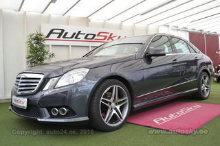 Mercedes-Benz E 350 AMG 4Matic 3.5 200kW