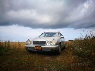 Mercedes-Benz E 320 Avantgarde 3.2