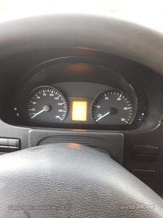 Mercedes-Benz Sprinter 2.1 95kW