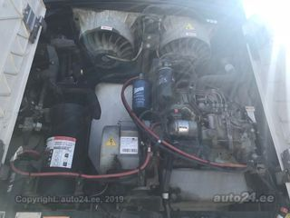 Schmitz SKO24L-13.4 FP60 CARRIER VECTOR 1550 DOUBLEDECK