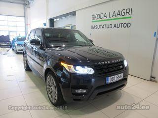 Land Rover Range Rover Sport 3.0 215kW
