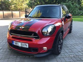 MINI Countryman SD ALL4 Wired JCW Chilli 2.0 105kW