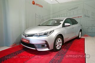 Toyota Corolla Active Plus 1.6 Valvematic 97kW