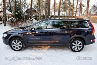 Volvo XC70 AWD SUMMUM INTELLI SAFE PRO WINTER MY 2016 2.4 D4 133kW