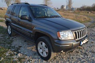 Jeep Grand Cherokee Limited 2.7 CRD R5 120kW